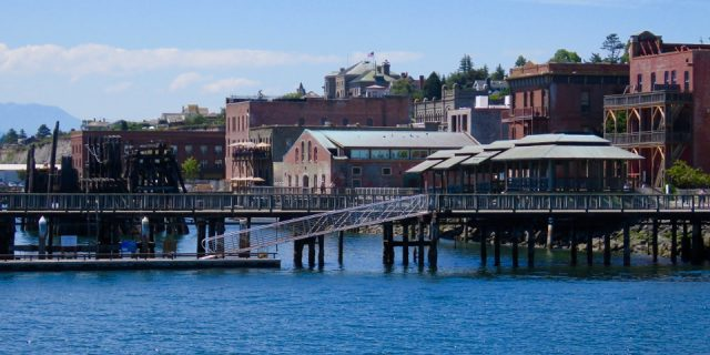 Port Townsend And Beyond