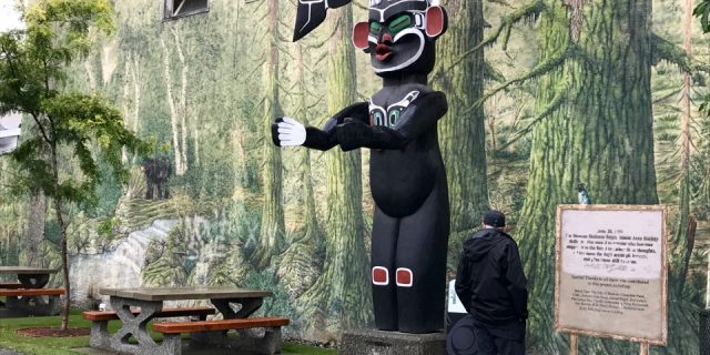 The City Of Totems: Duncan, BC
