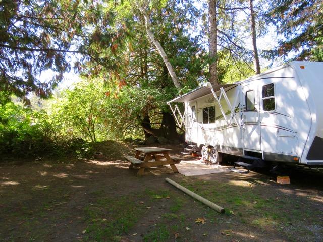 Cedar Grove Rv Vancouver Island