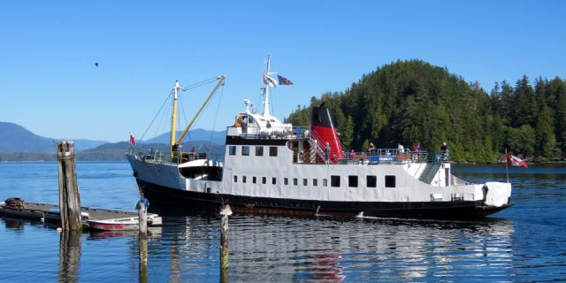 A Mailboat Cruise: Port Alberni, BC