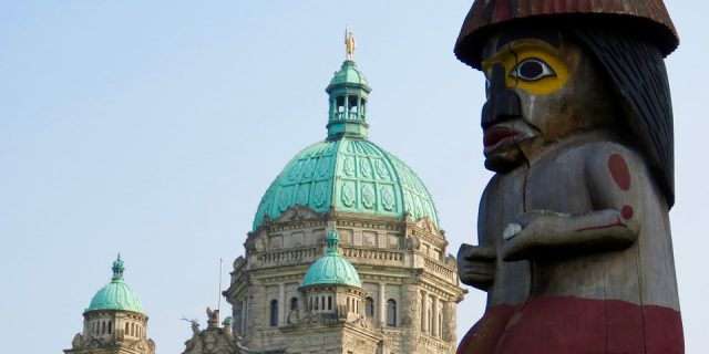 A Crossroads of Cultures: Victoria, BC