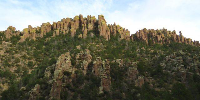 A Wonderland Of Rocks: Chiricahua National Monument