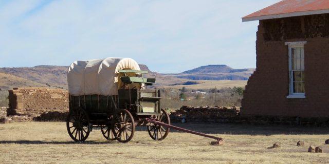 A Postcard From West Texas: Fort Davis, Marfa, & Alpine