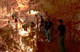Exploring A Crystal Cavern: Sonora, TX