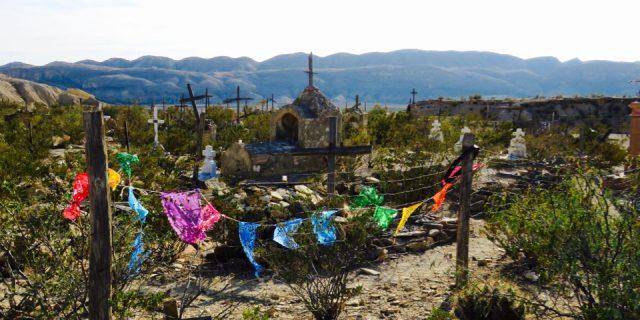 Big Bend Bookends: Terlingua & Marathon
