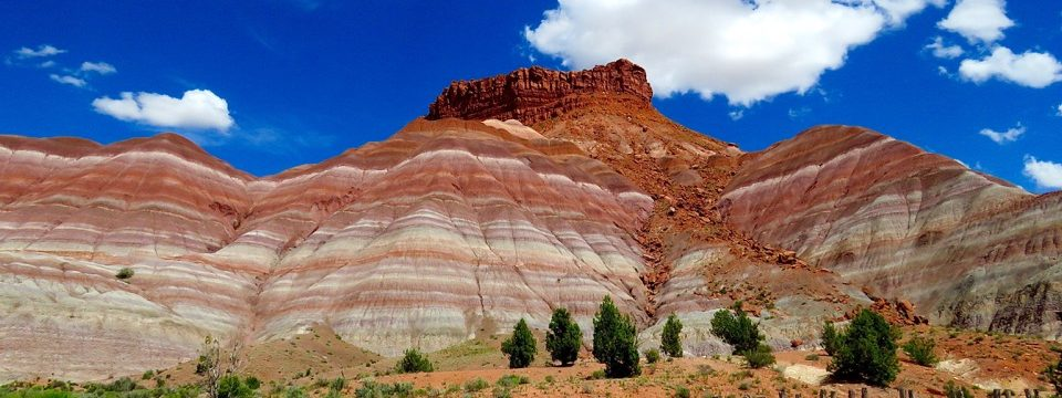 The Vibrant Colors Of Southern Utah